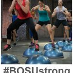 #BOSUstrong Cardio Week Wrap Up – Live from Vermont!