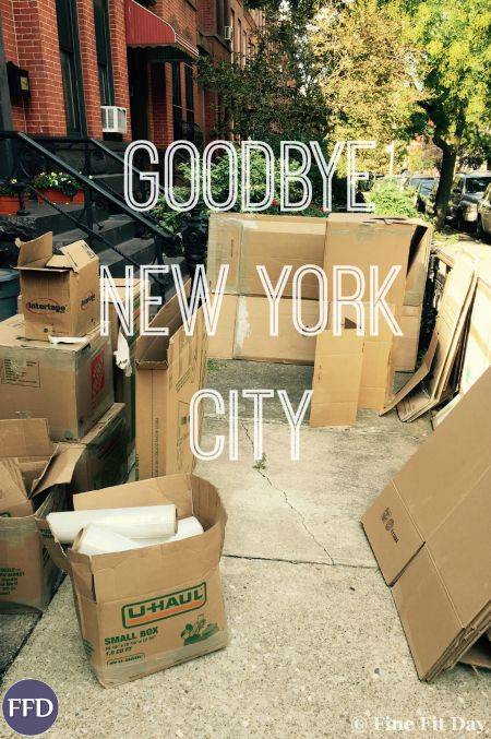 Goodbye New York City. After living in NYC for fifteen years, this is a love letter to New York on the eve of leaving for the last time.