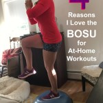BOSU Trainer Review – The At-Home Powerhouse