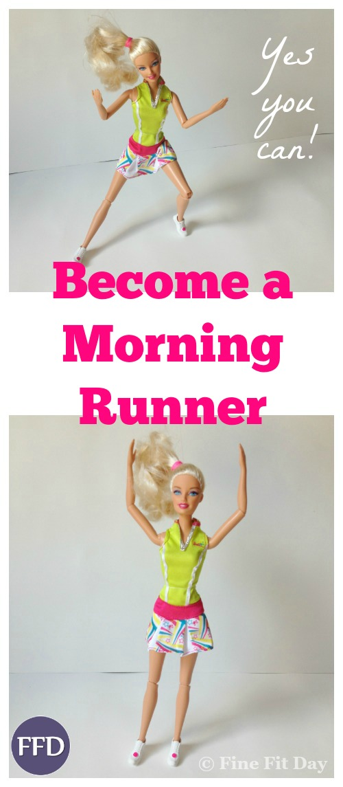 8f0da170dd4e8 Running Tips - How to Become a Morning Runner. Even if you re a