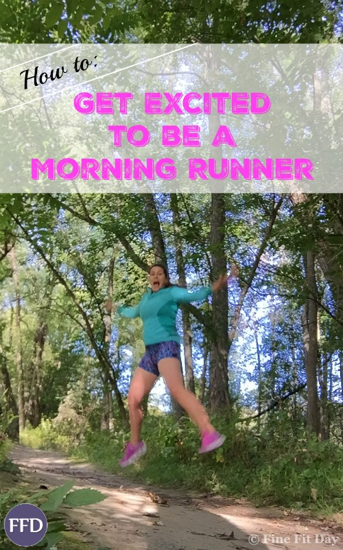Running Tips - How to Become a Morning Runner. Even if you're a night owl, it's possible to become one of those people who runs early. Check out these 4 tips for getting your morning workout done before your body has a chance to realize it's doing exercise. | runchat | healthy habits | fitness motivation |