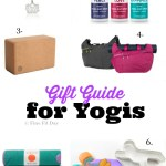 Gift Guide for Yogis - If you know someone who loves yoga, they will love a gift idea from this list! Whether it's for the holidays, a birthday, or a just because present, the om-lover in your life will appreciate these gifts! | yoga gifts | namaste |