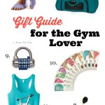 Gift Guide for the Gym Lover