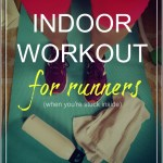 Runner's At Home Workout – Monthly Workout Round Up