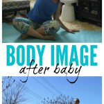 Body Image After Baby