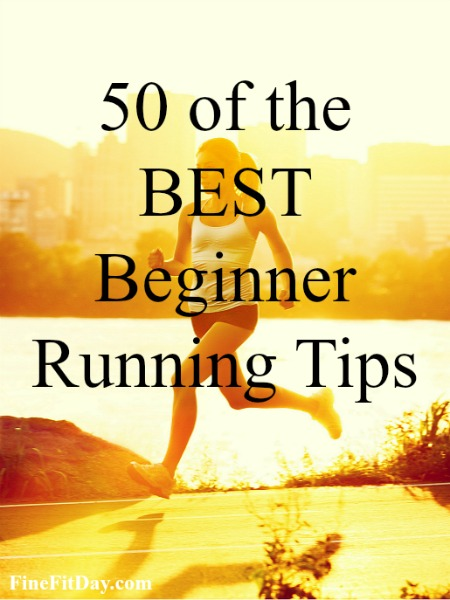 50 Running Tips for Beginners