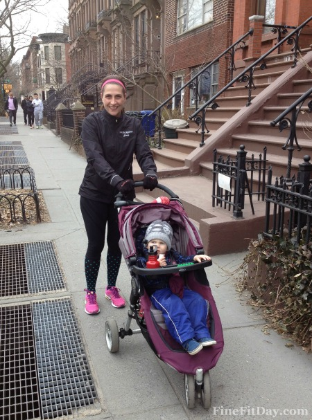 Running Tips Running With A Stroller Fine Fit Day