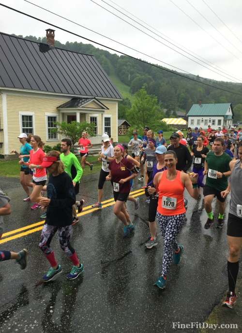 Covered Bridges Half Marathon 2016