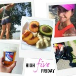High Five Friday - starting off the weekend with some happy news, great reads, positivity and good vibes.