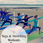 Monthly Workout Round Up – Yoga Stretch Routine for Runners