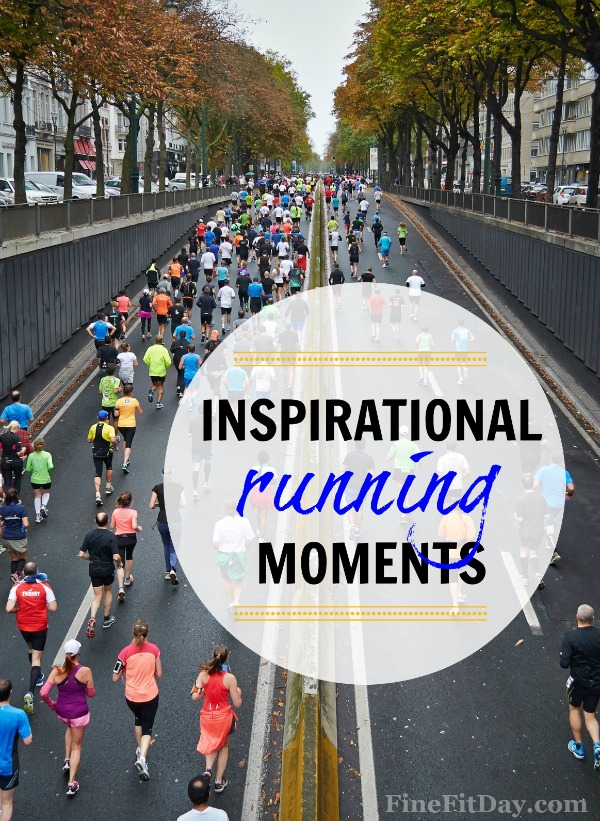 Inspirational running moments that will have you in tears (happy tears!)