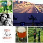 High Five Friday - Sharing some positive vibes and great reads from the week.