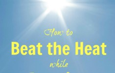 Run It – How to beat the heat while running