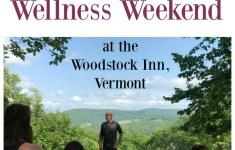 Be Well: Wellness Weekend at the Woodstock Inn