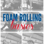 A quick guide to foam rolling basics and foam rolling tips - when to roll, how to do it, and what the benefits of self myofascial release are for athletes and runners.