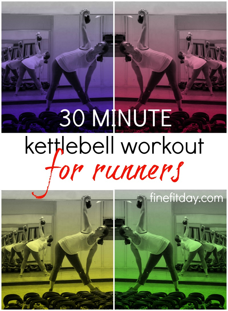 30 minute strength training workout for runners - plus, 3 more quick and effective workouts for runners! See what the running coaches of the Run It series swear by when they're short on time for a workout.