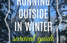 Running Outside in Winter – Tips and Tricks