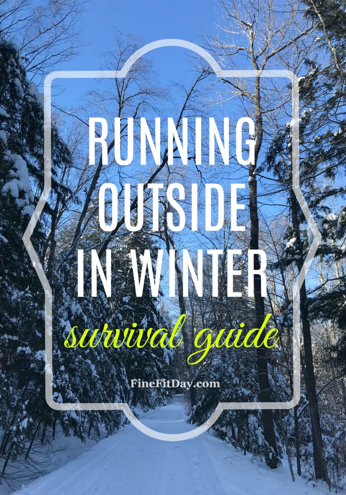 Running Outside in Winter - advice from a Vermont-based running coach on how to stay safe and warm and actually enjoy outdoor running in winter!