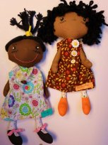 Gullah Girls Ruby and Melody May