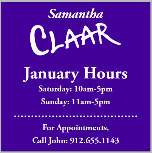 January Hours
