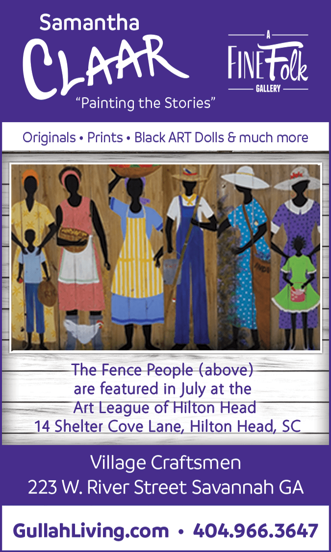 Glimpses of Gullah