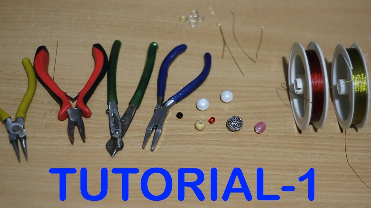 maxresdefault 29 - JEWELLERY MAKING TOOLS AND  USES |  DIY FOR HANDMADE JEWELLERY | HELPFUL FOR JEWELLERY CRAFTERS