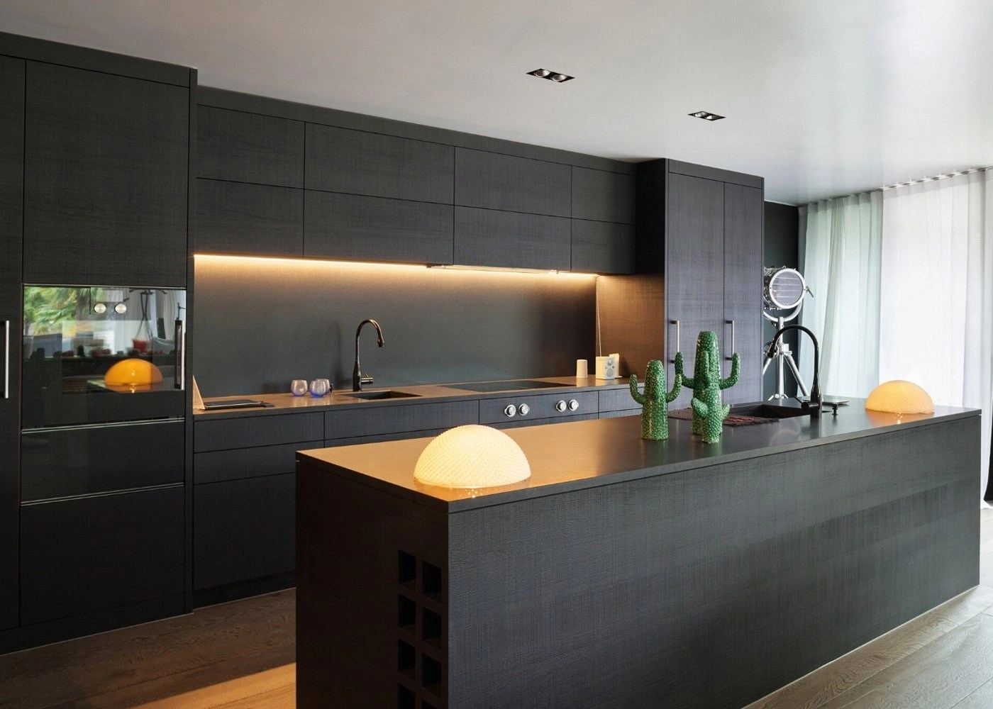 Modern Kitchen Cabinets Design - Blue House on Modern Kitchens  id=39556