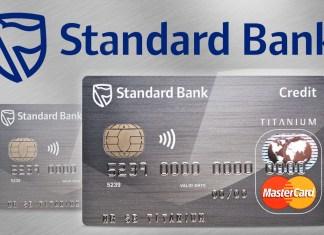 SB Titanium Credit Card