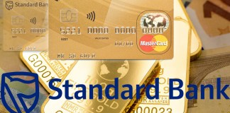 sb Gold credit card