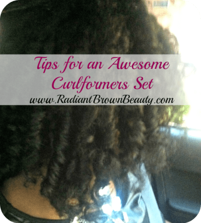 how to set curlformers