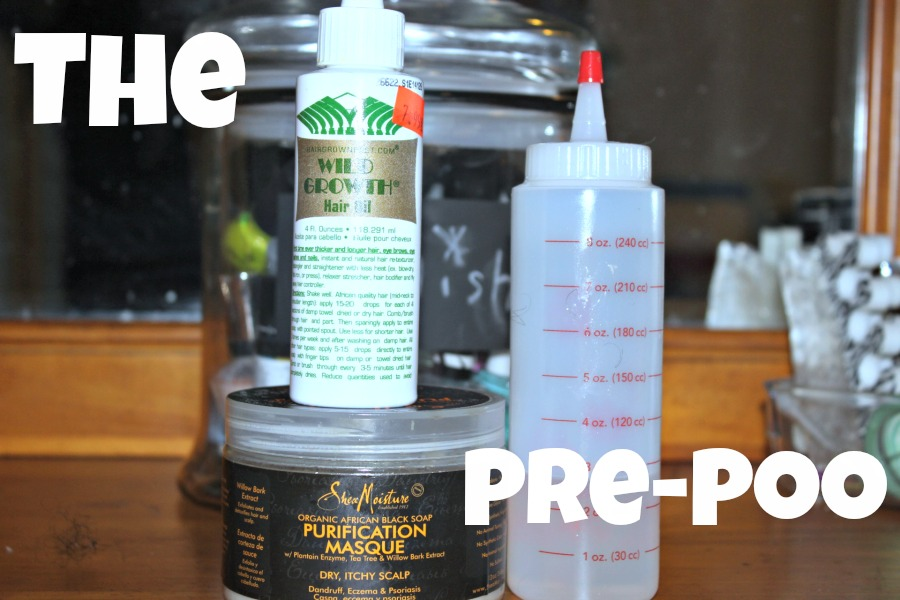 3 Pre-Poo Products for Natural Hair