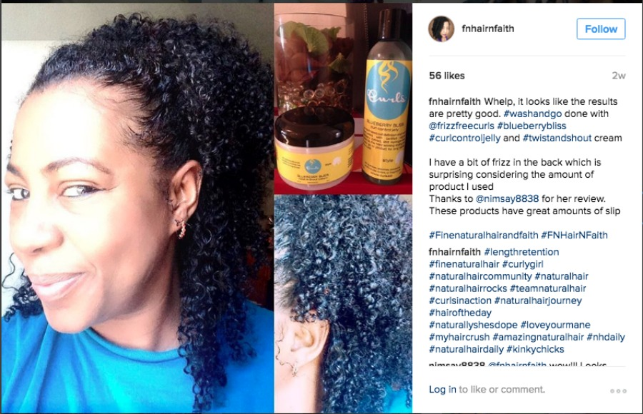 In Review: CURLS Blueberry Bliss Styling Products