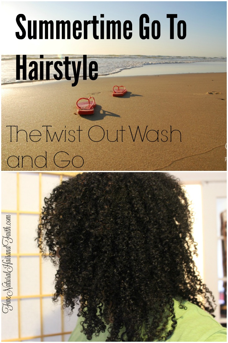 summer go to hairstyle
