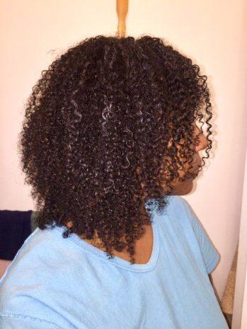 minimalist hair care regimen