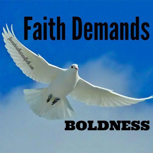 bold faith