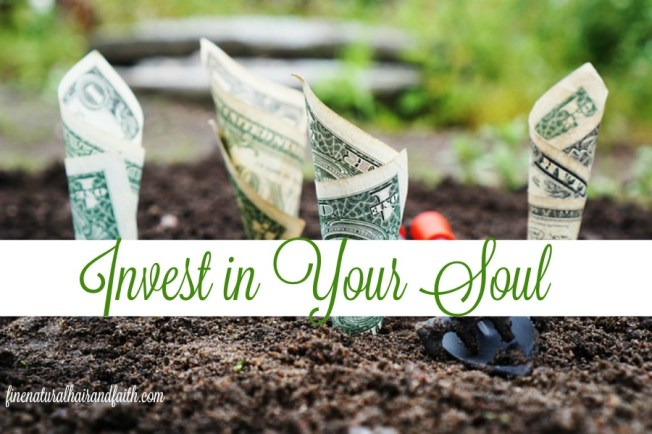 investing in your soul