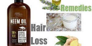 alternative natural hair loss remedies