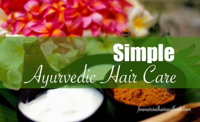 Indian Herbal Hair Care