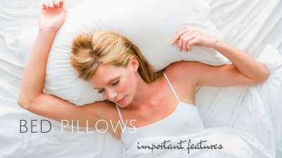 What Are the Characteristics of a Good Bed Pillow?