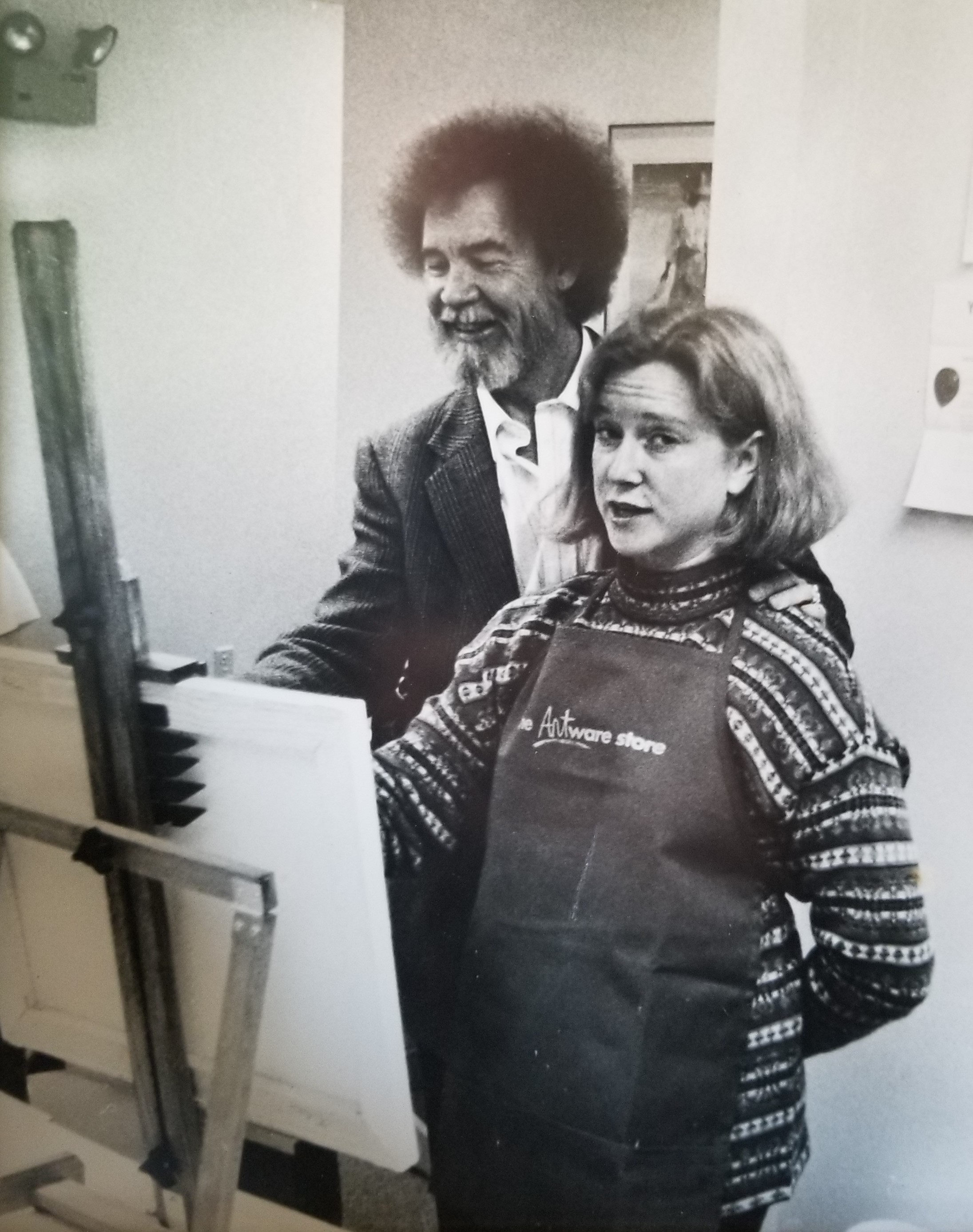 The Joy of Painting with Bob Ross!