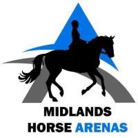 Midlands horse arenas