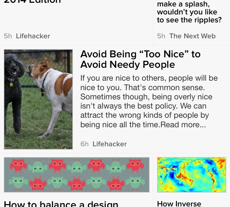 Unread newsreader matches website CSS to give you a smooth transition