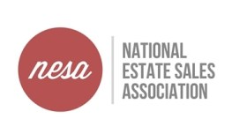 National Estate Sales Association Logo with Linkback to NESA