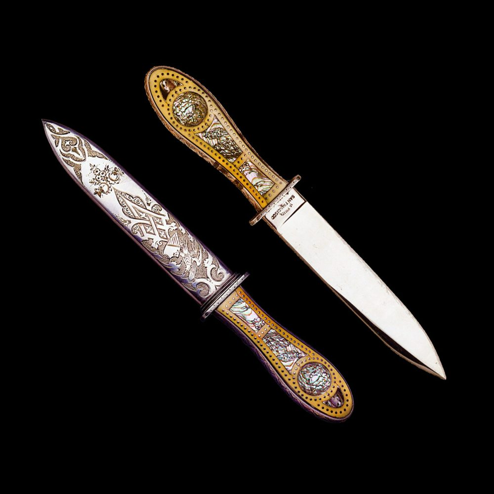 Michael Price Dress Knife Sold For $93,000.00