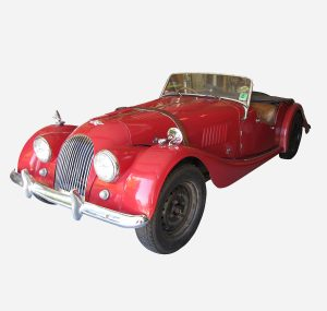 1967 Morgan sold by Fine Estate