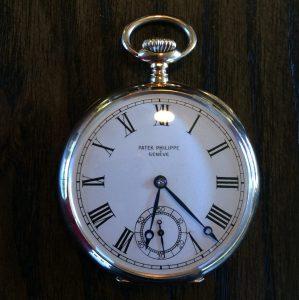 Vinatge Patek Philippe 18K Gold Pocket Watch