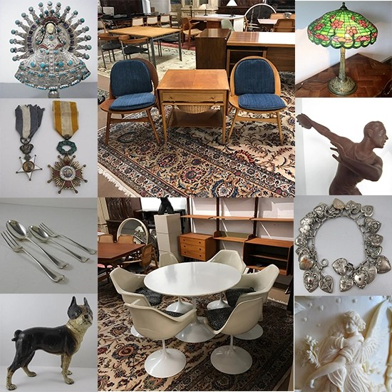 Types of Estate Consignments Fine Estate Accepts