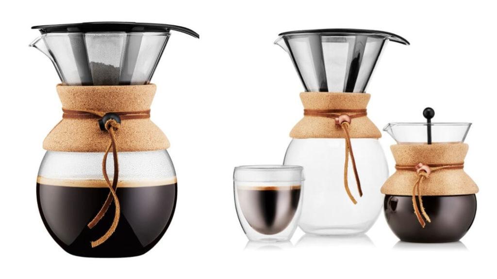 30 presenttips till familjen 2019: Pour Over Kaffebryggare från Bodum