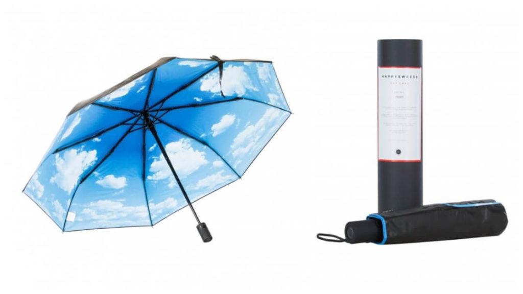 Presenttips till honom: Paraply Moln