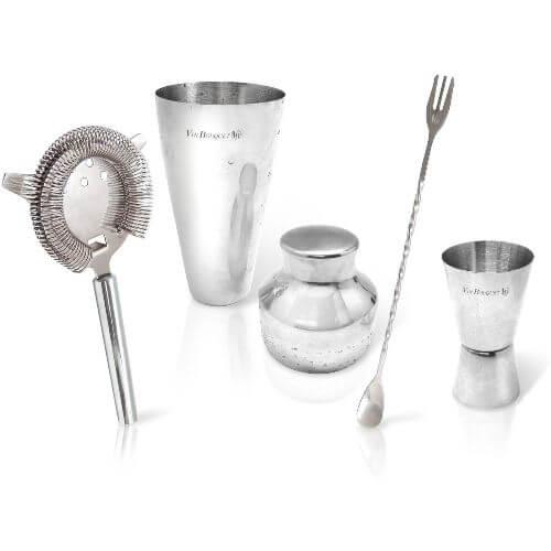 20 års present: cocktail set